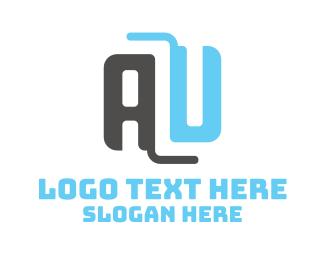 Gadgets - Tech Letter AV logo design