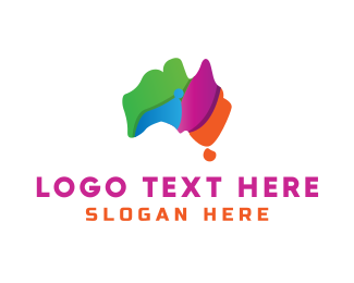 Soil - Multicolor Australia logo design