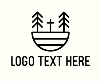 Forest - Forest Church logo design
