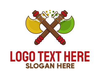 Logo Design - Axe Lab