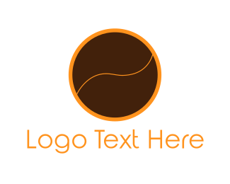 Tan - Coffee Bean logo design