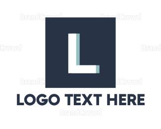 Contemporary - Contemporary Lettermark Brand logo design