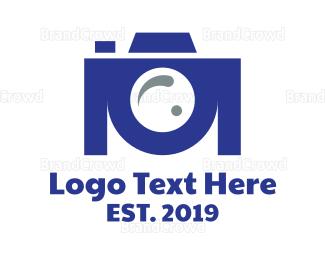 Photographer - Abstract Photographer logo design