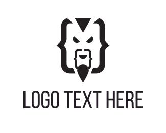 Evil - Evil Coder logo design