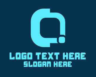 Transfer - Round Point logo design