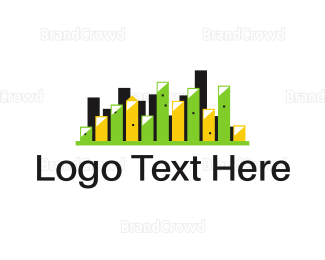 Downtown - Melody City logo design