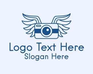 Camera Angel  Logo