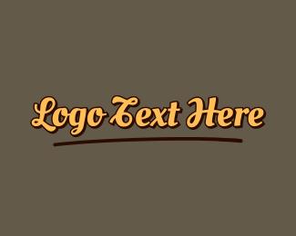 Tattoo - Tattoo Parlor Wordmark logo design
