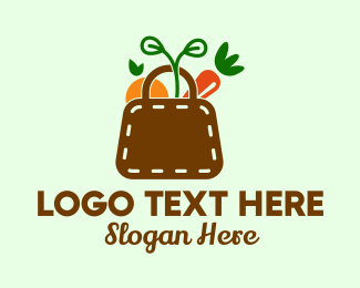 Supplies - Supermarket Shopping  logo design