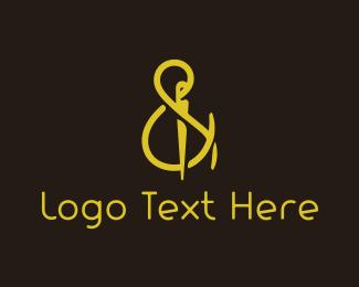 Easy - Needle Fashion logo design