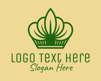 Ottoman - Feather Sultan Turban logo design