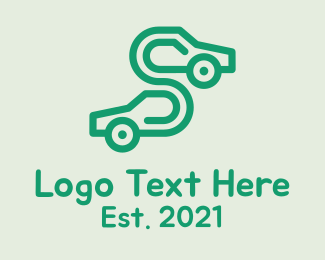 """""""Green Car Letter S"""" by spayro"""