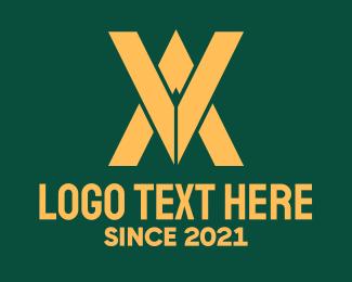 Business - Business Letter AV logo design