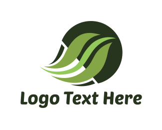 Jellyfish - Green Jellyfish logo design