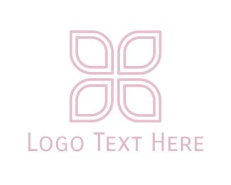 Pink Petals Logo