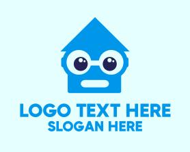 Intelligent - Nerd House logo design