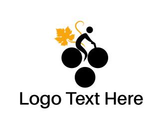 Grape - Grape Bike logo design