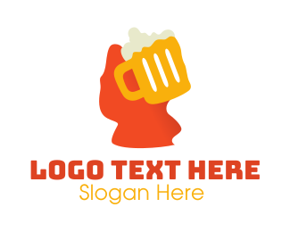 Hangover - German Oktoberfest Beer logo design