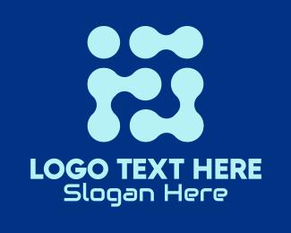 Telco - Digital Tech Company  logo design