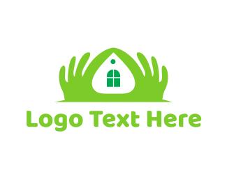 Housekeeper - Home Care logo design