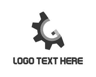 Metallic - Metallic Gear logo design