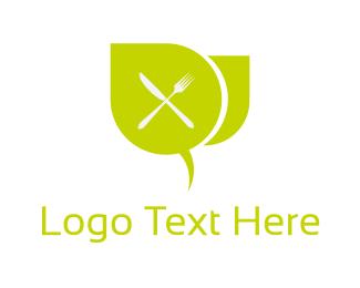 Vegan - Vegan Restaurant logo design