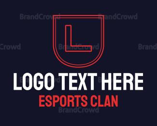 Esports - Esports Clan Emblem logo design
