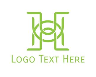 Universal - H & U logo design