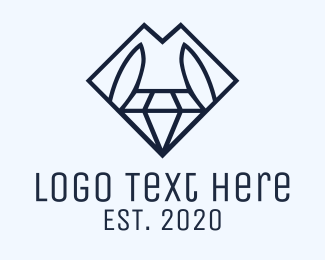 Trend - Diamond Dress logo design