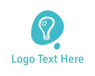 Creativity - Think Bubble logo design
