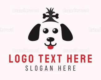 Hairstyle - Dog Stylist logo design