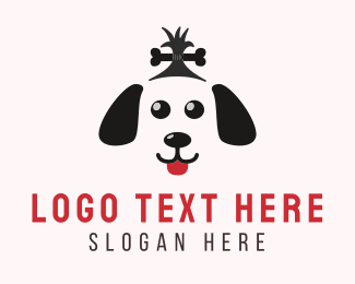 Nose - Dog Stylist logo design