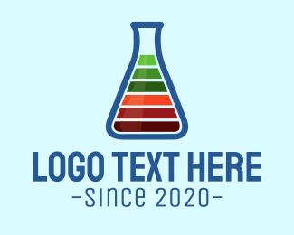 Chemical - Test Tube logo design