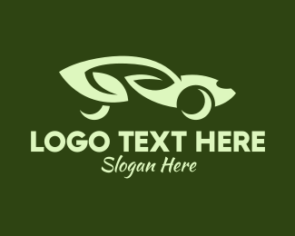 Eco Friendly - Eco Friendly Car logo design