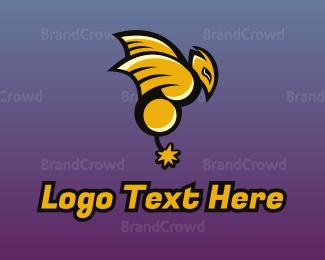 Esports - Esport Gaming Bomb Wasp logo design