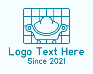 Interior - Tile Sofa Interior Design logo design