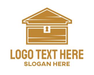 Safe - Safe House logo design