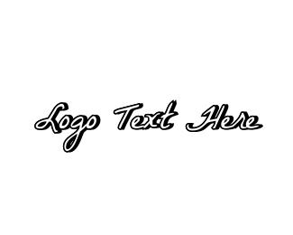 Marker - Black & Stylish logo design