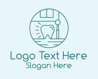 Hygiene - Dental Dentist Tooth logo design