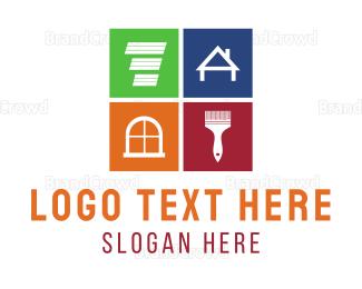 Hardware - Home Remodeling logo design
