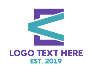Monogram - Monogram VB logo design