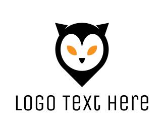 Voodoo - Animal Finder logo design