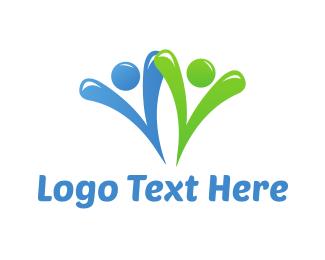 Happy - Happy Team logo design