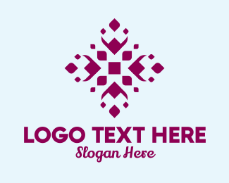 Event Styling - Elegant Purple Spa  logo design