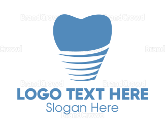 """Abstract Tooth Pattern"" by LogoBrainstorm"