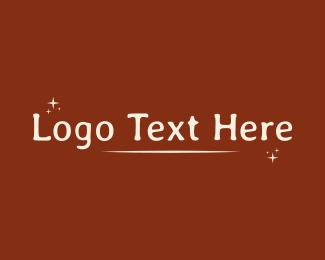 Brand - Classic Brand Wordmark logo design