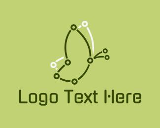 Vector - Butterfly Vector logo design
