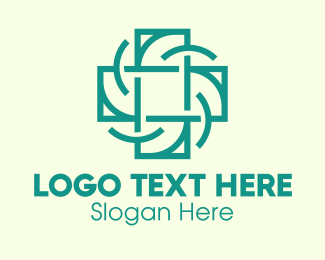 Healthcare - Medical Healthcare Cross logo design