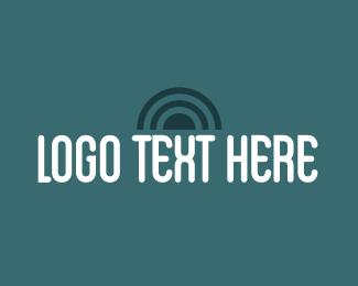 Connection - Internet Connection Wordmark logo design