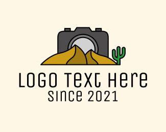 Photography - Desert Camera Photography logo design